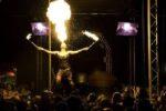 spectacle cracheur feu Vannes Lorient 56