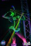 gogo danseuse lumineuse La Roche-sur-Yon 85