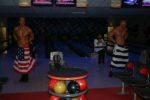 chippendale avec drapeaux amérique et bretagne dans spectacle en Côtes-d'Armor 22