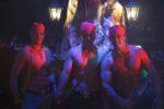 spectacle chippendale en costume pirate des caraibes en Ille-et-vilaine 35