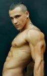 photo stripteaseur avec tatouage à Lisieux